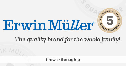 Our brand Erwin Müller